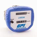 LM50M gear meter
