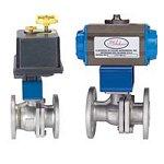 automated ball valve