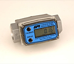 industrial meters aluminum