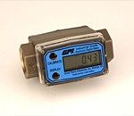 industrial meters brass