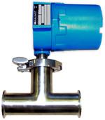 target sanitary flowmeter